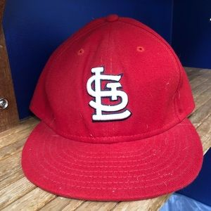 Flat bill STL Cardinals Hat